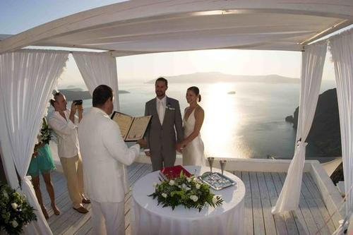Wedding destination in Greece