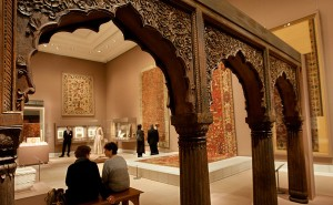 Exhibition hall of Turkish and Islamic Arts