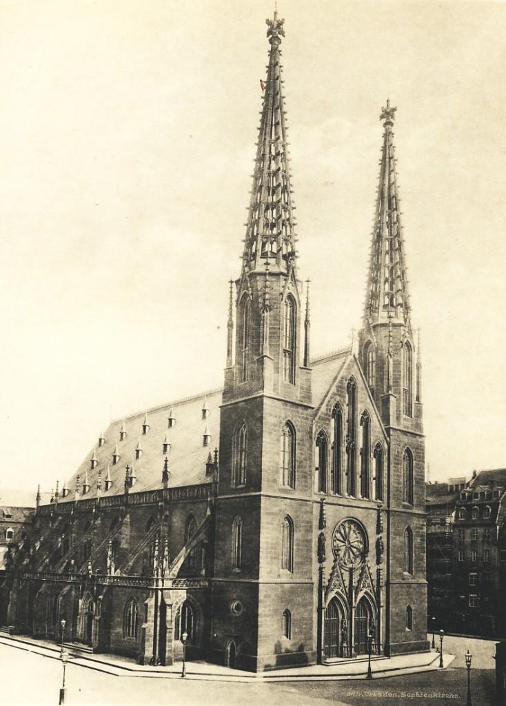 Sophienkirche Dresden