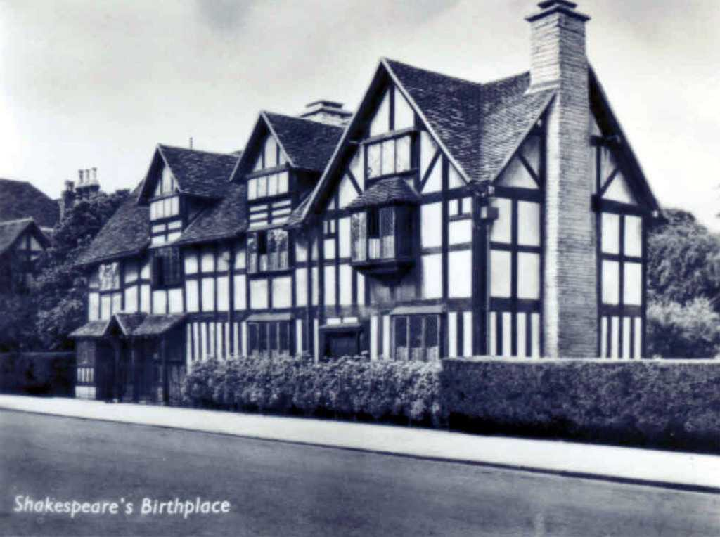Shakespeare's Birthplace, the House