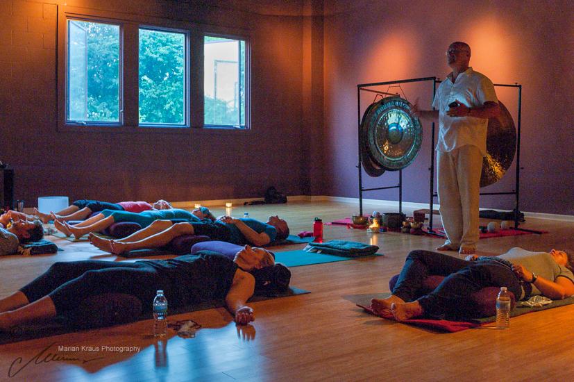 Meditation Gongs