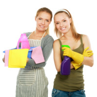 spring cleaning with 4 quick tricks
