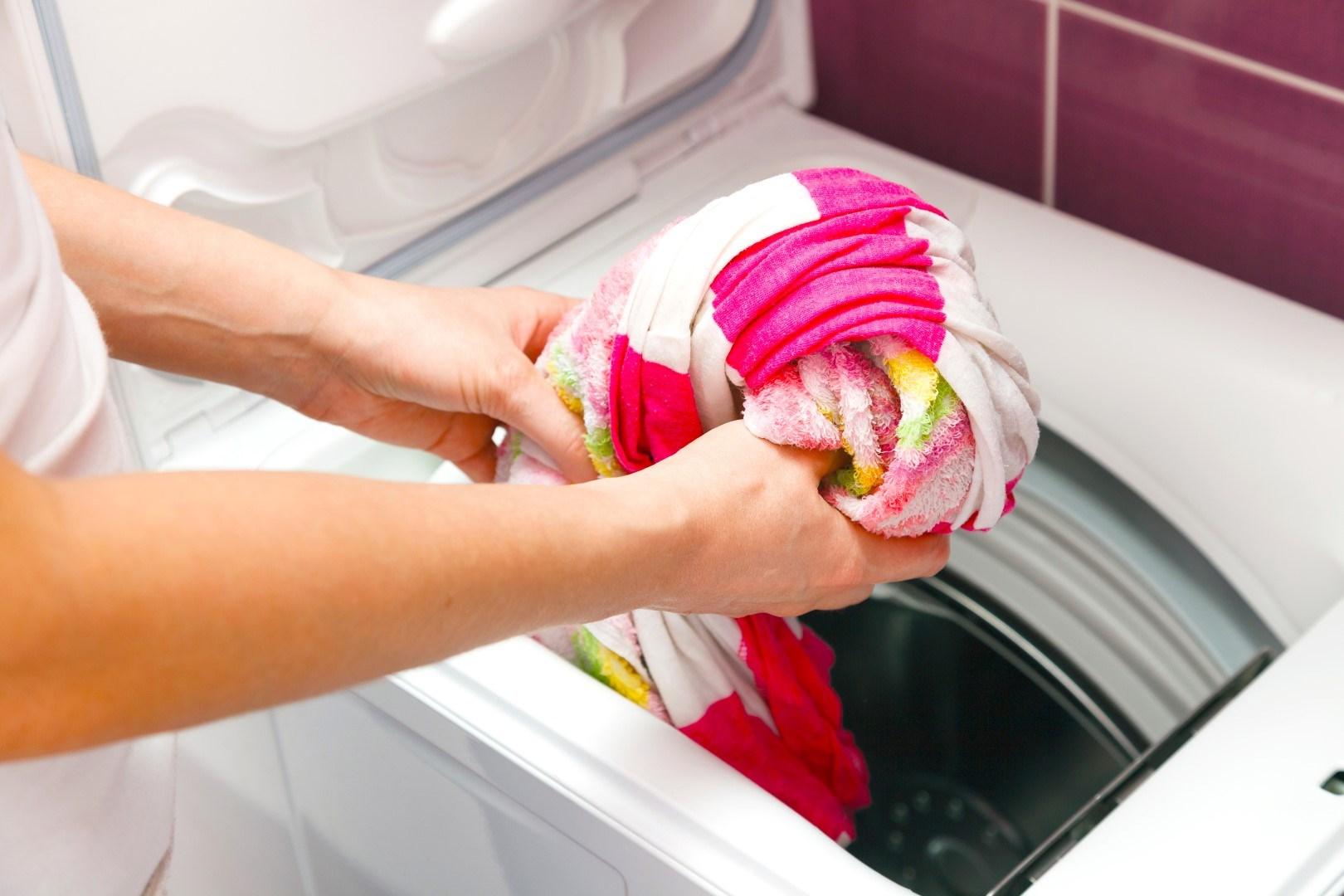 Раком на стиральной машинке 8 фотография