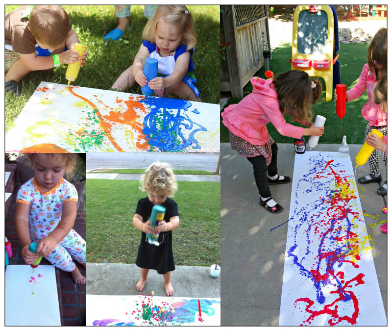Top Diy Fun Painting Ideas For Kids Blog Journal