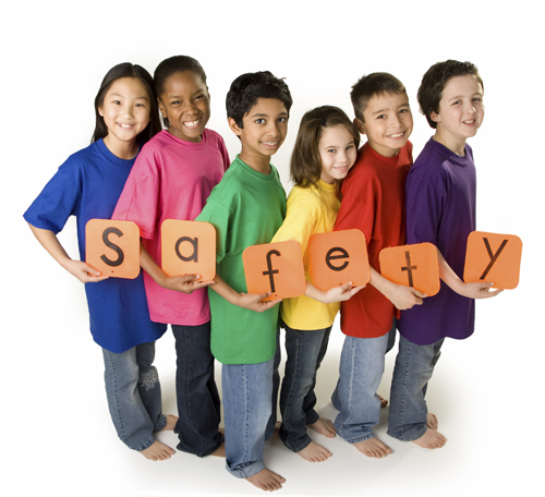 Personal Safety For Children: A Guide For Parents