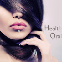 Health risk of oral piercing