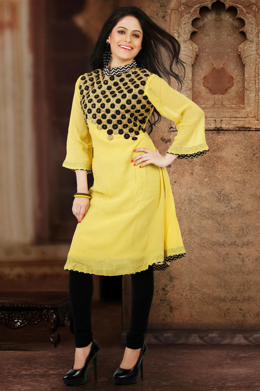 Accentuate Your Modern Wear With Designer Kurtis Blog