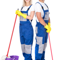 cleaners in chirstchurch