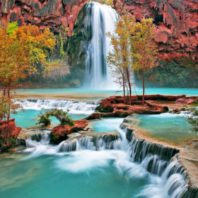 Some amazing waterfalls on the Earth