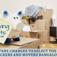 Compare Packers and Movers Bangalore Charges