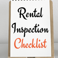 best rental inspection