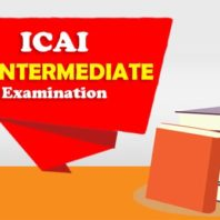 Plan to Study After CA Intermediate Exam Date is Released?