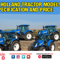 Top 5 New Holland Tractor Models with Specification and Price