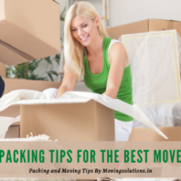 Packing Tips For The Best Move