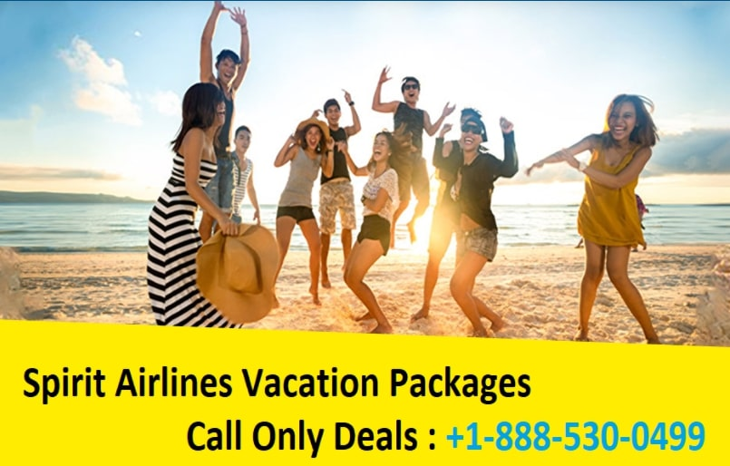 Spirit Airlines Vacation Packages