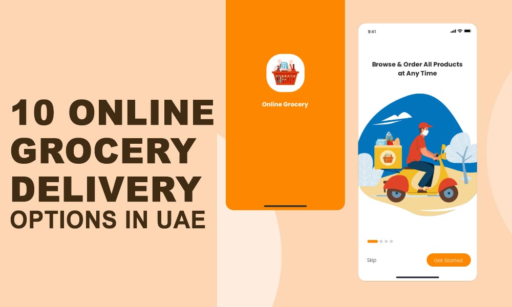 grocery delivery uae