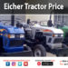 Eicher Tractor Price