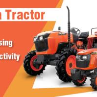 Kubota tractor price