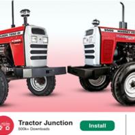 Massey Ferguson tractor Price