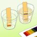 Test pH Level In Water