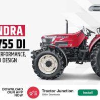 mahindra tractor price