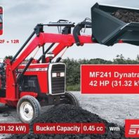 Massey DynaTrack price in India - Specification and Overview