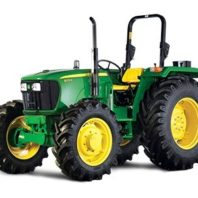 John Deere 5075e - Powerful Tractor for All Type of Farmin