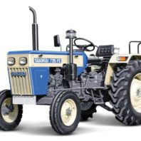 Swaraj Tractor - An Indian Farmers Centric Tractor Brand