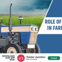 Role of Tractors in Farmers Life