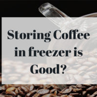 There are a variety of ways to store coffee to maintain freshness. One of the best methods is to keep your coffee beans in the freezer. Storing coffee in the freezer is a good way to maintain freshness. Let's look at the pros and cons. History Freezing has been used for centuries as a way to prolong the life of many foods. Different foods can be frozen. Bread, meat, fruits, vegetables and butter can also be stored successfully in your freezer. Clotting also maintains a wide variety of vitamins and nutrients. Coffee, however, is not a candidate for storage in the freezer. How to Store When it comes down to it, freezing is not the best way to store in a cold place. Keep coffee out of the light in a cool, dry, airtight container. Freezing coffee is possible, and it is best if you freeze it only once. Shell Life The shell life of coffee beans is shorter if it is not stored properly. Questions like how long coffee lasts and how long the coffee has shell life mean that every coffee bean has an expiry date. Coffee is caffeinated, but it does not affect the expiration of coffee after the expiration date. before the expiry date it's better to use even though you store the coffee in the right way. How Long Coffee Lasts After One more question about coffee i lot people mind is, how long coffee lasts after brewing to his question i ever recommend to drink the coffee a day old.What happens is after coffee gets too old it smells and tastes unpleasant. If it's not possible to always brew fresh coffee, it's better to use good thermos. This way you can solve your problem. Problems Against freshness coffee has four main enemies: air, heat, light and moisture. First, freezing does not seem to have many enemies. However, the performances are deceptive. Roasted coffee beans to enhance the taste. Beans are also porous. Unfortunately there are many other foods that have odors in the freezer. coffee beans have the character to absorb the flavor of other frozen foods. Flavored coffees are p