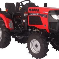 Vst Shakti Tractor - A Tractor with Numerous Qualities