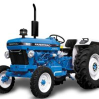A Farmtrac Tractor is a Pure Indian Tractor Brand