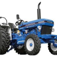 Why Farmtrac 6055 The Most Successful Tractor For Farmers?