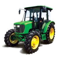 John Deere Tractor - A Tractor with US Technology