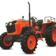 Kubota Tractor - A Tractor with Advanced Japanese Quality