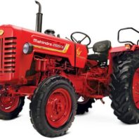 Mahindra Tractor - A World Leader in Tractor Industry