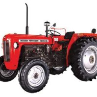 assey Ferguson Tractor - the world-famous tractor manufacturer
