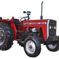 Massey 241 DI MAHAAN - A Tractor For Various Purposes