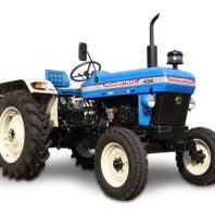 Powertrac Tractor - A Tractor with all the Qualities