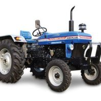 Powertrac 439 - A Perfect Tractor for Indian Farmers