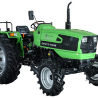 Same Deutz Fahr Tractor - Power-Packed Economical Tractor in India
