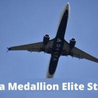 Delta Medallion Elite Status