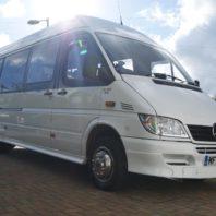 Bolton Minibus Hire