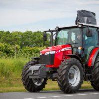 Massey ferguosn tractor A
