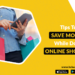 Tips to save money while doing online shopping