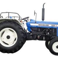 New Holland Tractor - Advanced Farm Mechanization Solution