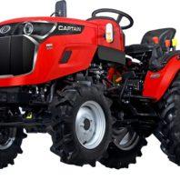 Captain Tractors- Pioneer manufacturer of mini tractors