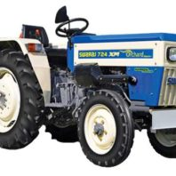 Most Selling Swaraj Mini Tractor in India - Price and Overview