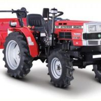Compare Vst Shakti VT 224-1D And New Holland 3037 TX Tractors