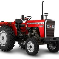 Massey Ferguson Tractor - One of the Leading Brand in India